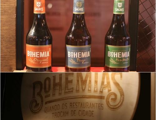 Mesas Bohemias – when restaurants visit other cities