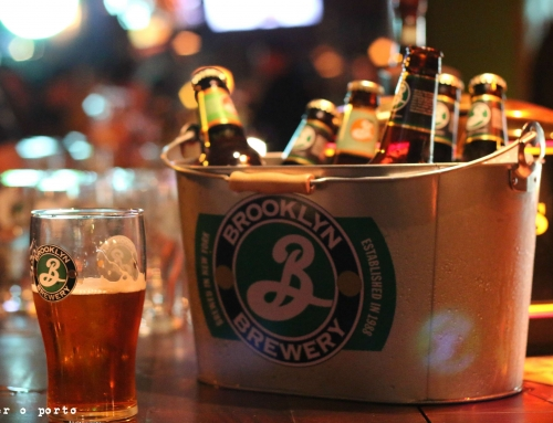 Brooklyn Brewery – the new artisan beer in Portugal