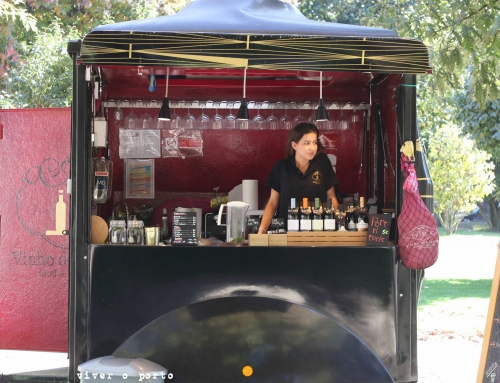Street Food in Porto – cheering your days outside