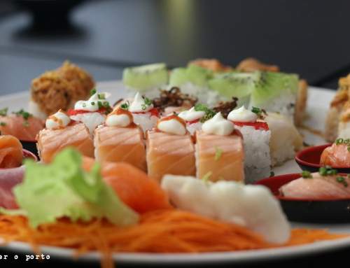 "Sushisan in Porto – ""all sushi you can eat"""