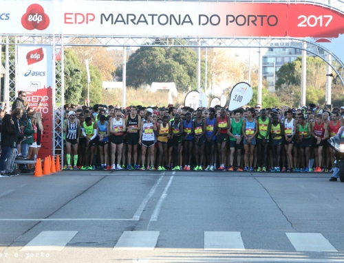Maratona do Porto (Porto Marathon) – running emotions in one of the most beautiful cities of the world