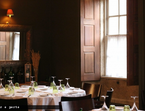 Casa Agrícola Restaurant, through time, an excellent choice in Porto