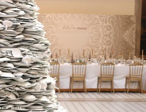 Celebrating Christmas with Vista Alegre – Artes da Mesa