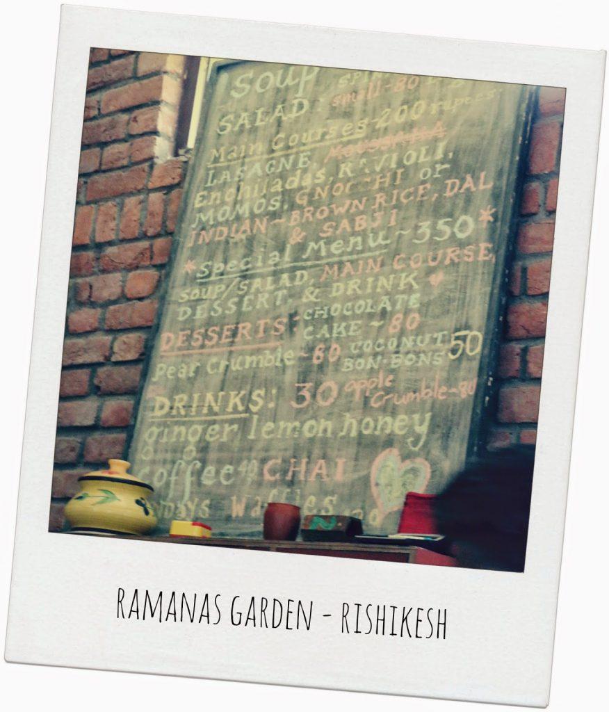 ramanas garden
