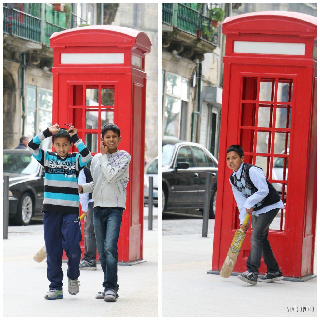 Índia no Porto