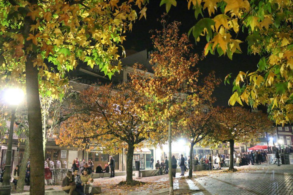 movida noturna no Porto