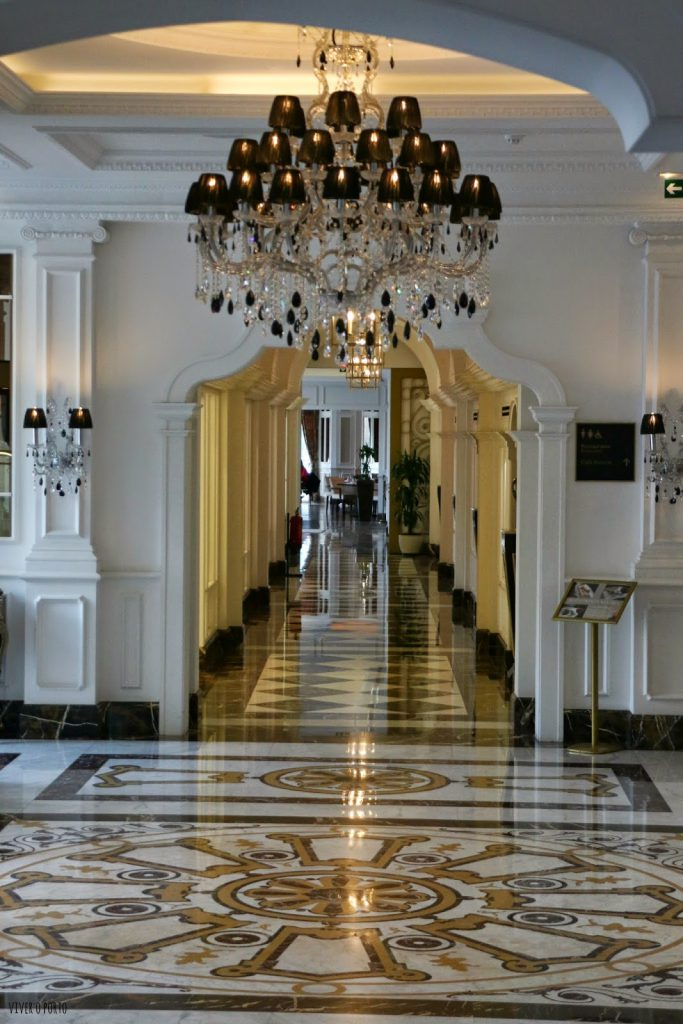pal cio das cardosas hotel intercontinental porto a luxurious welcome viver o porto. Black Bedroom Furniture Sets. Home Design Ideas
