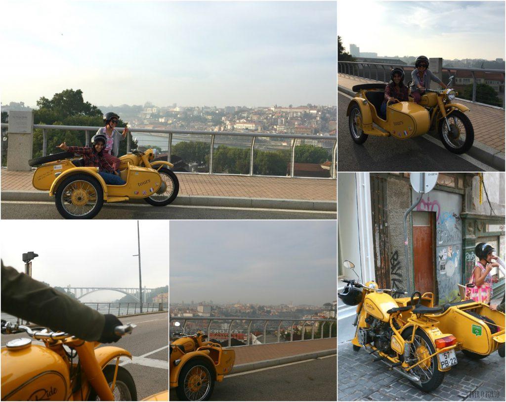 Porto Side-ride tours