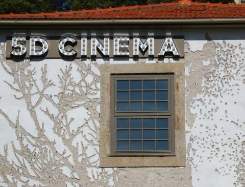 Look at Porto – 5D movie