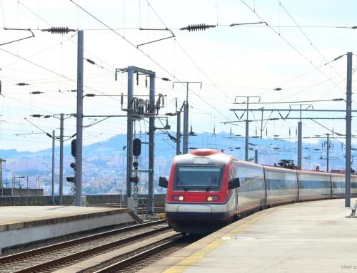 Viajar de comboio em Portugal: boas razões para o fazer