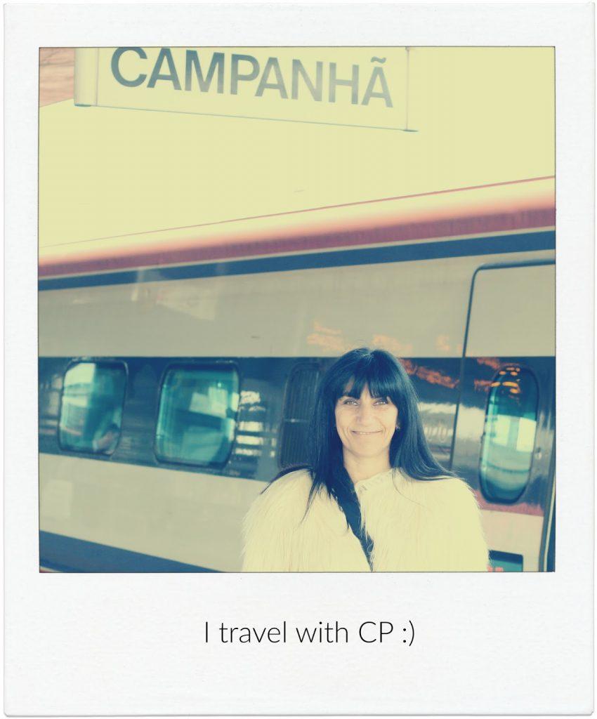 comboio em Portugal