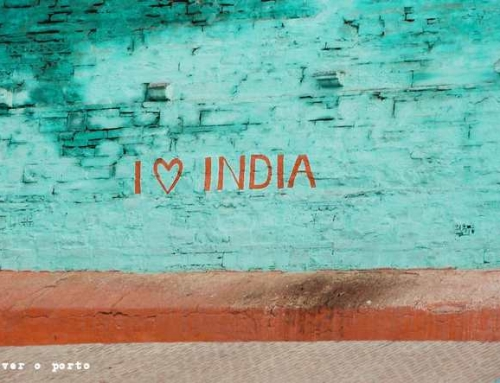 Beautiful India – and back to some memorable travelling days