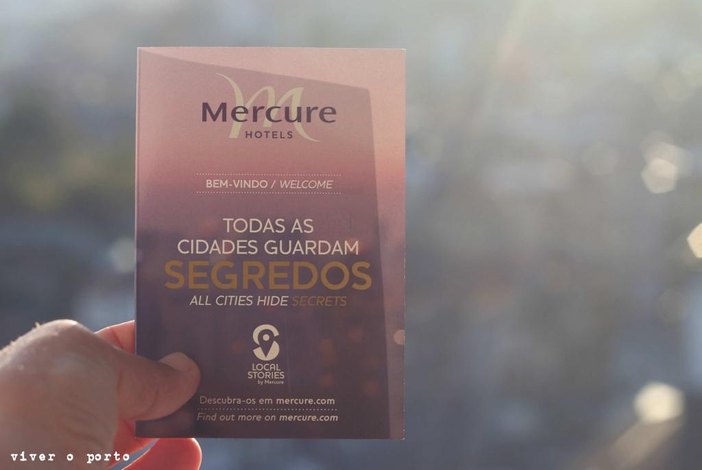mercure hotel porto