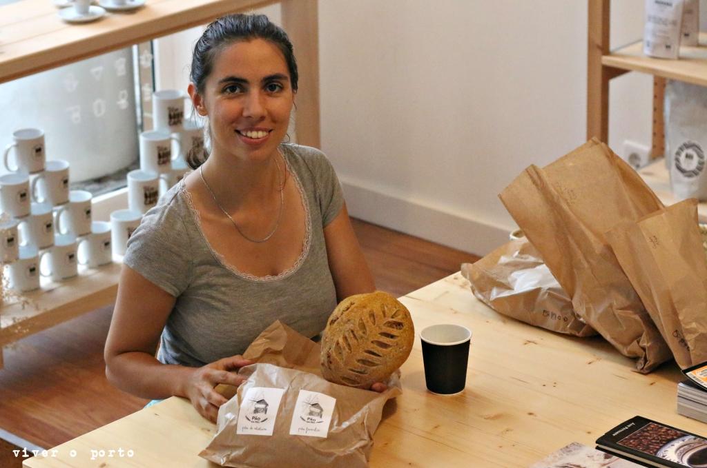 pão artesanal