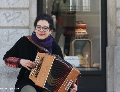 Porto Unique Stories – Patrícia Pereira, street & music