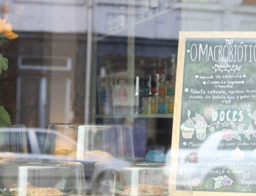 O Macrobiótico – the new place for healthy eating in Porto