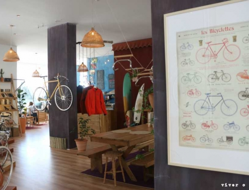 Chelo Coast House – cycles, surf wear & vegetarian