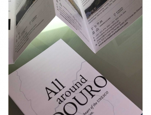 All around Douro – the first Douro wine tourism pocket guide