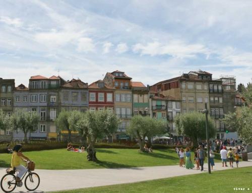 Viver o Porto, by bike