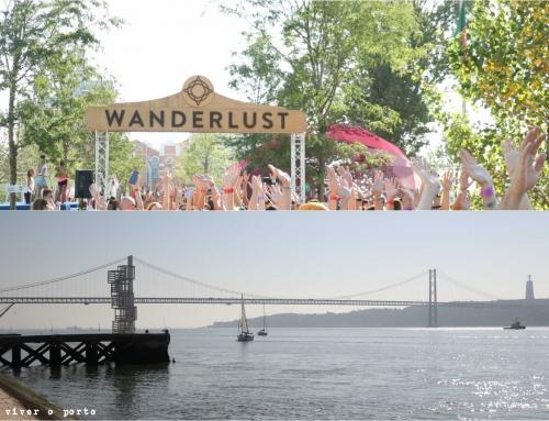 Wanderlust 108, o triatlo mindful de corrida, yoga e meditação