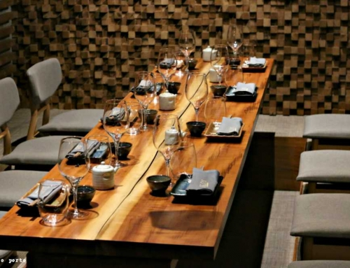 Uma experiência bem japonesa no novo espaço privado do restaurante Ikeda