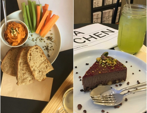 Nola Kitchen, um espaço de comida autêntica, saudável, e deliciosa!