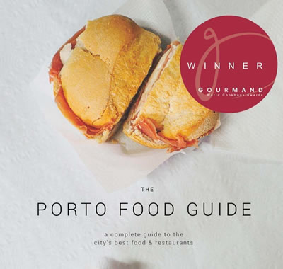 The most complete & traditional Porto Food Guide by my friends & awarded bloggers Amass.Cook Buy it here: