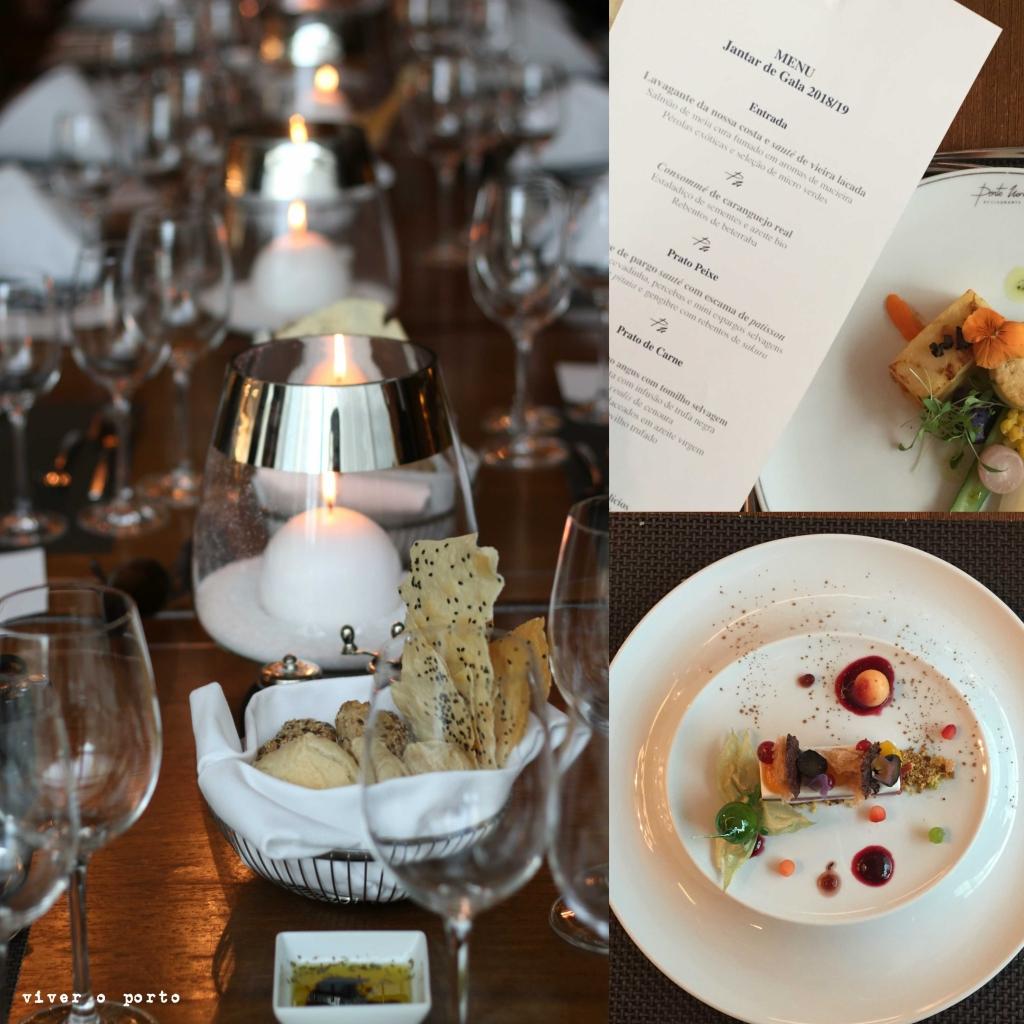 Jantar de Gala Sheraton Porto