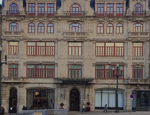 Monumental Palace Hotel, um hotel de luxo no centro do Porto