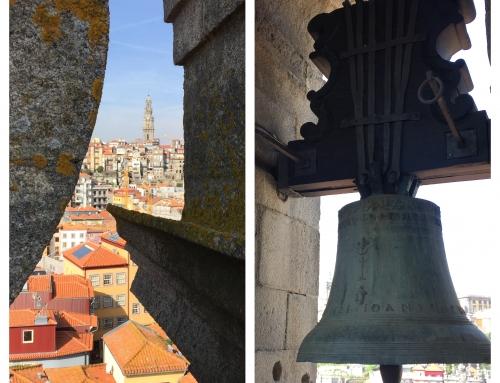 Igreja dos Grilos no Porto, vamos subir às suas torres?