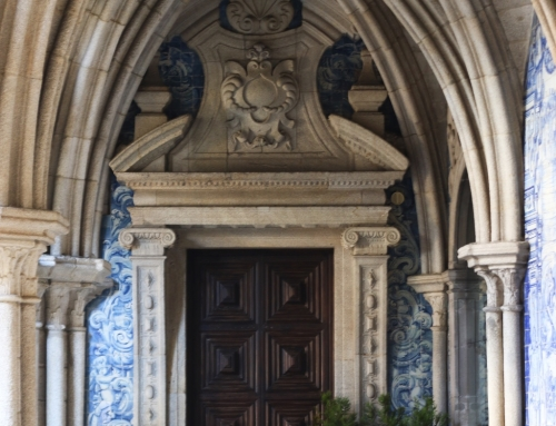 Sé do Porto, visita aos claustros