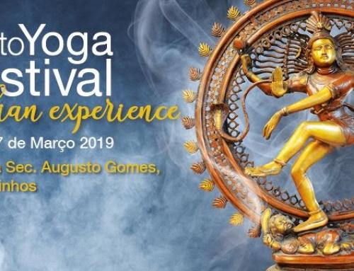 A 3.ª edição do Porto Yoga Festival traz a Índia ao Porto