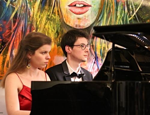 Duo des Lys, concerto a 4 mãos no Hotel Intercontinental Porto
