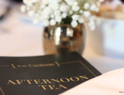 Afternoon Tea, no Bar das Cardosas – o bar que se abre à cidade