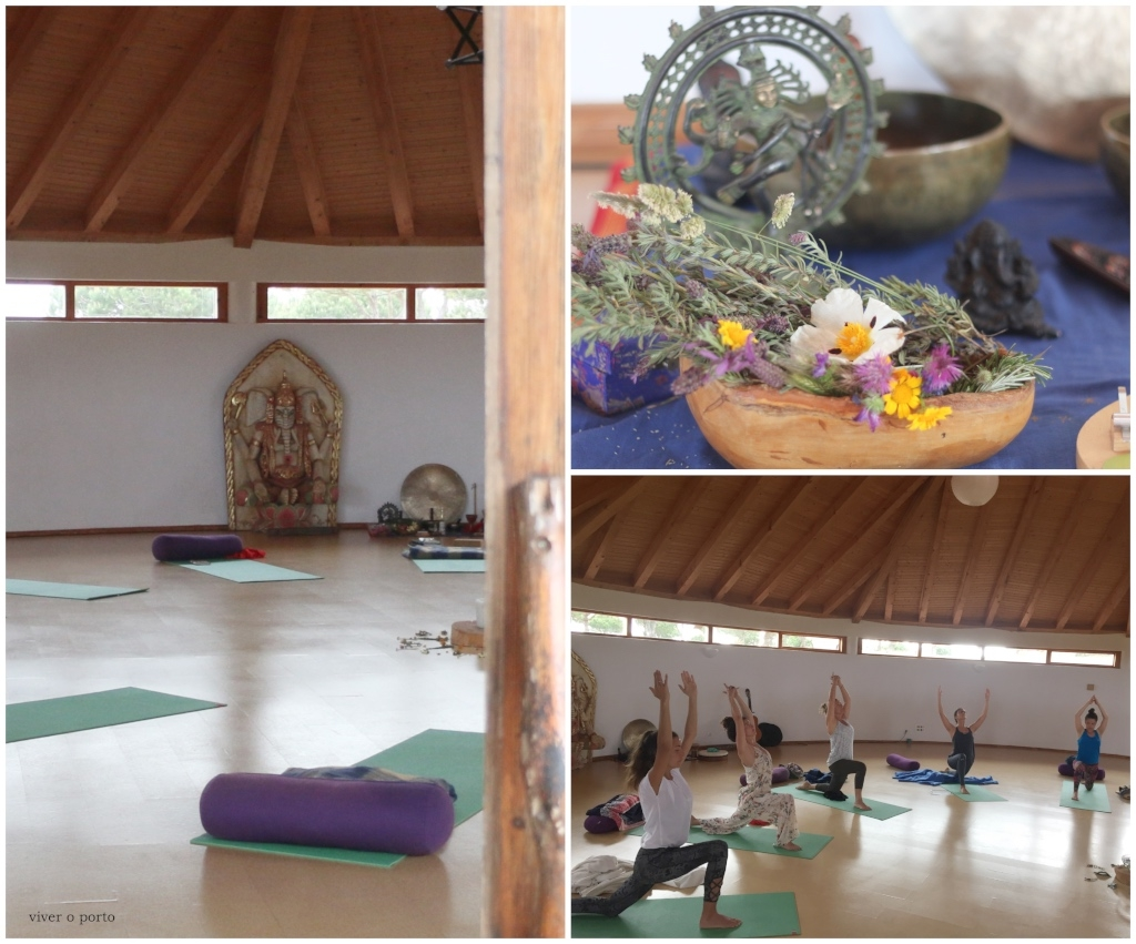 yoga and nutrition retreat
