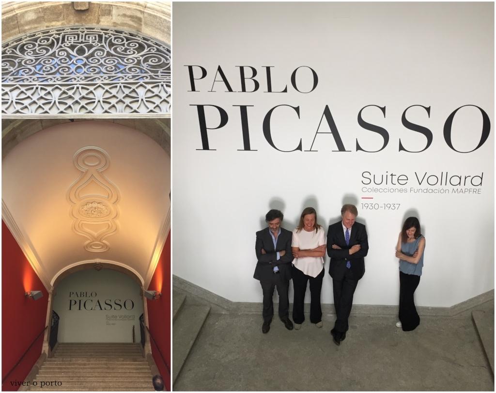 Pablo Picasso Suite Vollard