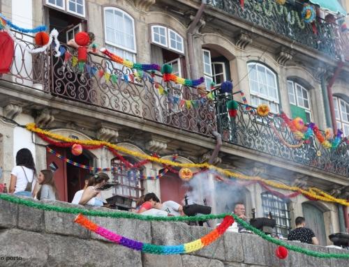 São João no Porto – a festa vive-se na rua