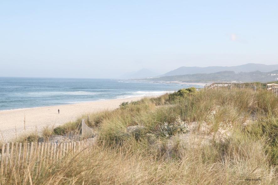 praias do norte de Portugal