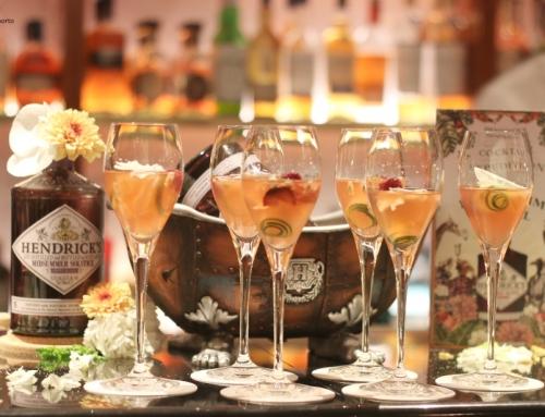 Hendrick's lança o novo gin Hendrick's Floral | Hendrick's cocktail expedition