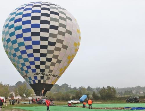 Windpassenger – o maior balão de ar quente do mundo é português