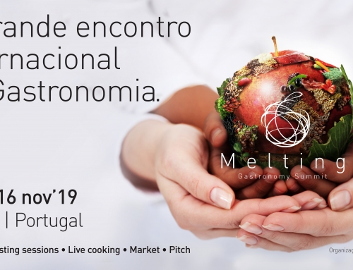 Melting: vem aí o primeiro congresso internacional de gastronomia | gastronomy summit