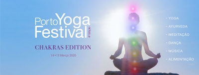 Porto Yoga Festival Chakras Edition