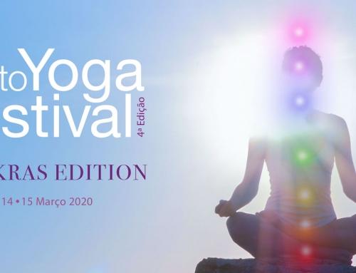 Vem aí: o Porto Yoga Festival Chakras Edition
