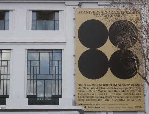 Teatro Municipal do Porto | Temporada Março Julho 2020