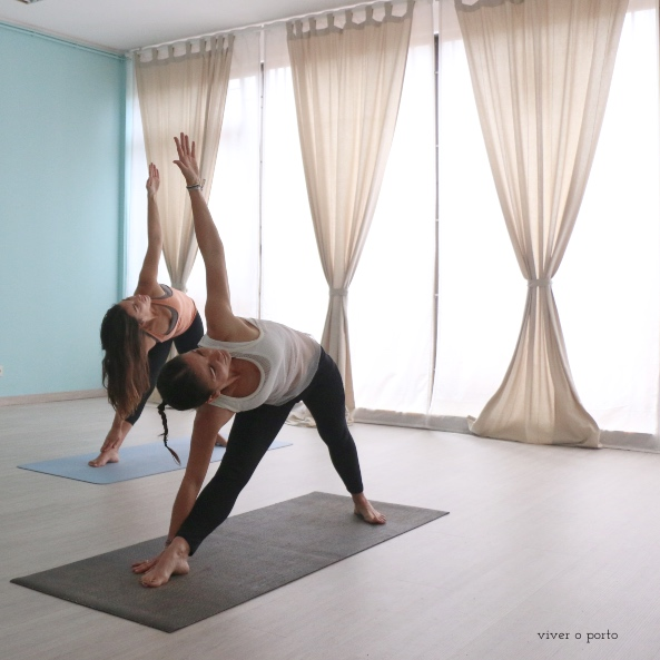 Aulas de Yoga online