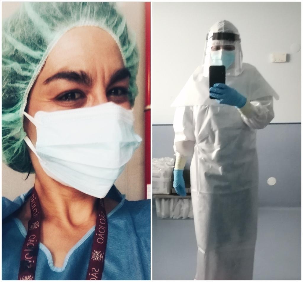 Enfermeira em tempo de Covid_19