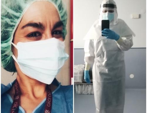 Enfermeira em tempos de Covid_19 | Conversas da Quarentena
