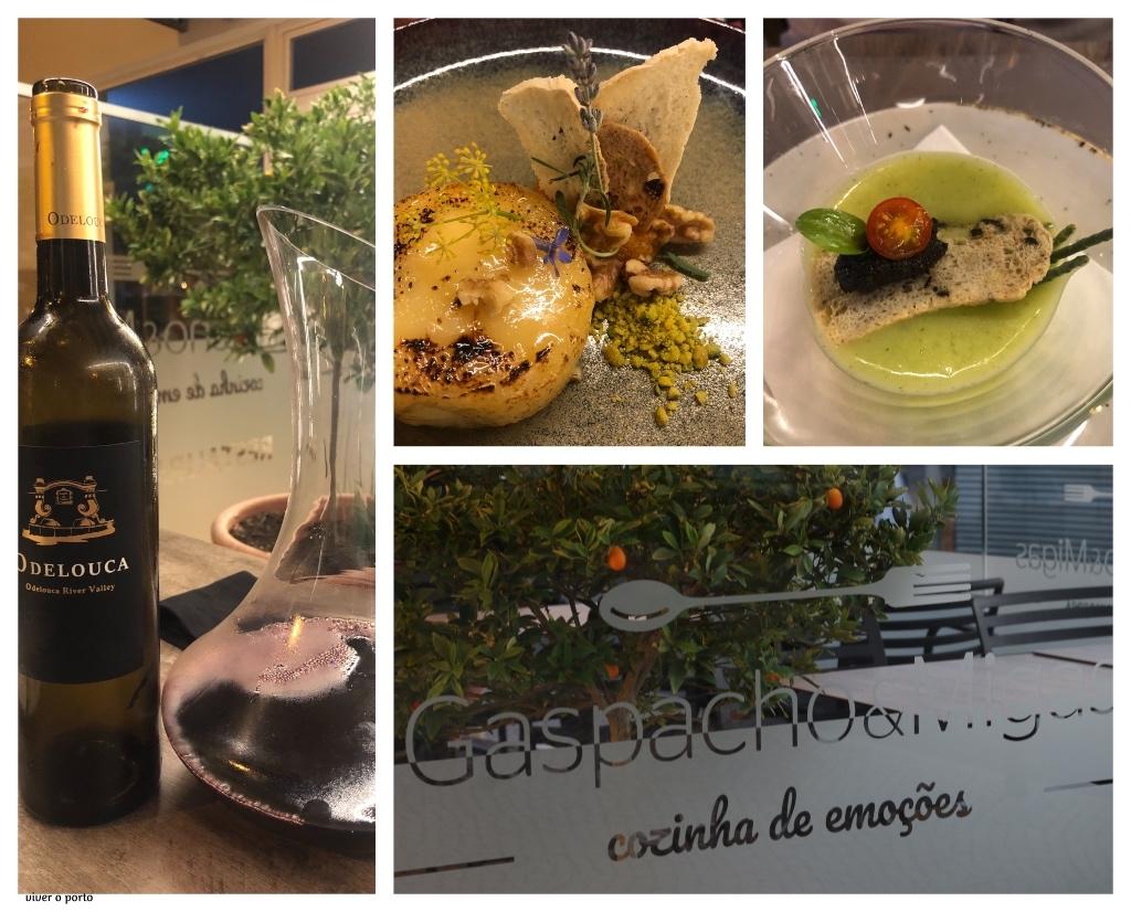 Gaspacho & Migas