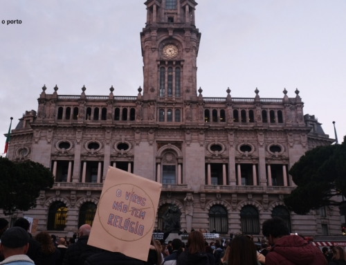 A Pão e Água – Movimento anti medidas do Governo