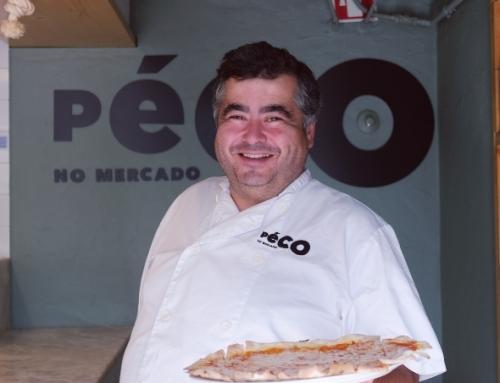 Péco no Mercado – Já conhece as melhores pizzas de massa fina do Porto?
